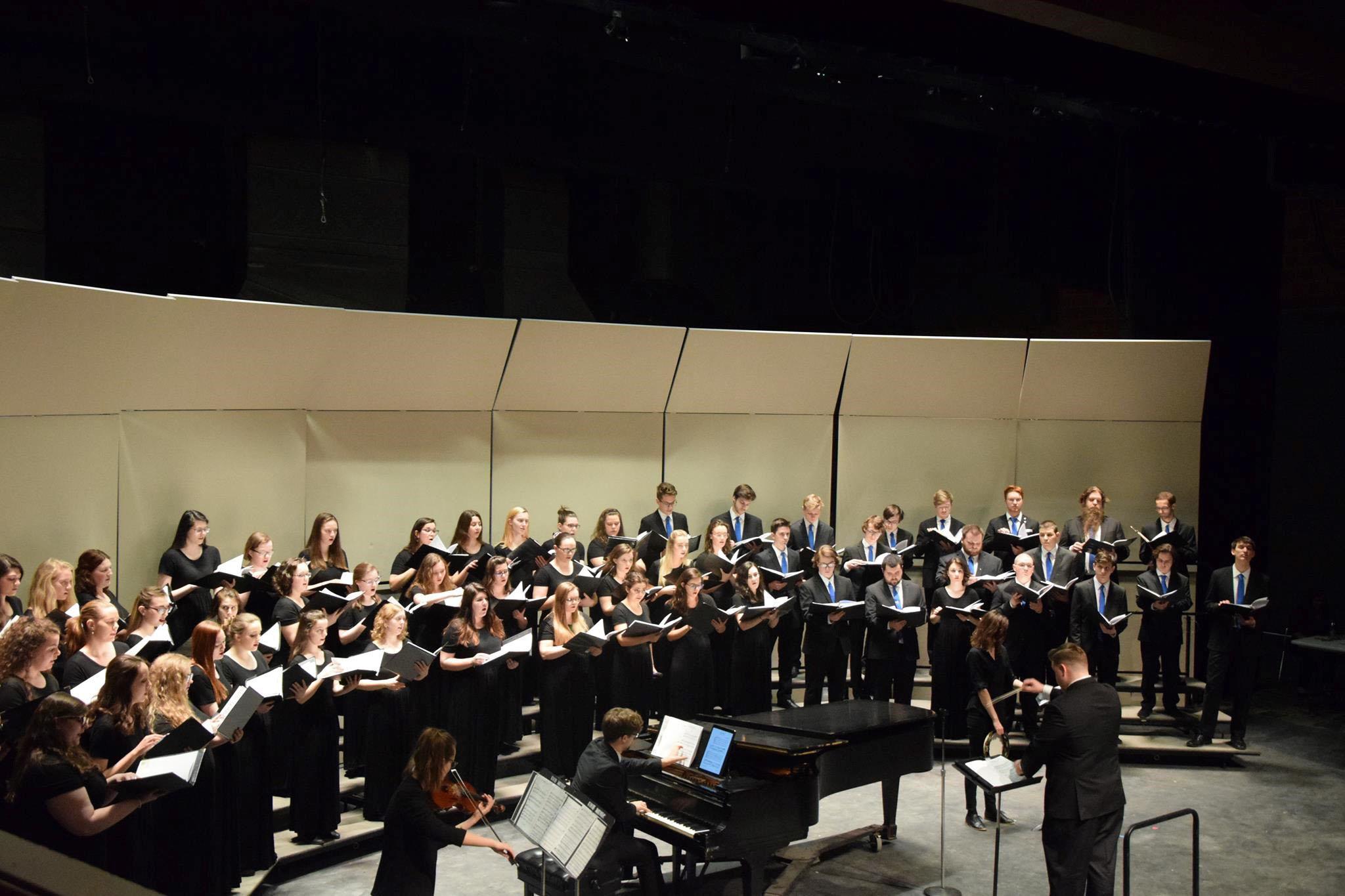 UNH Concert Choir