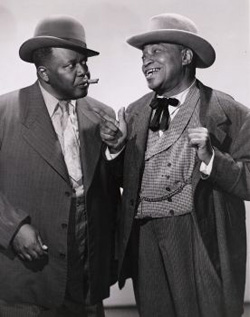 Picture of Spencer Williams and Alvin Tim Moore