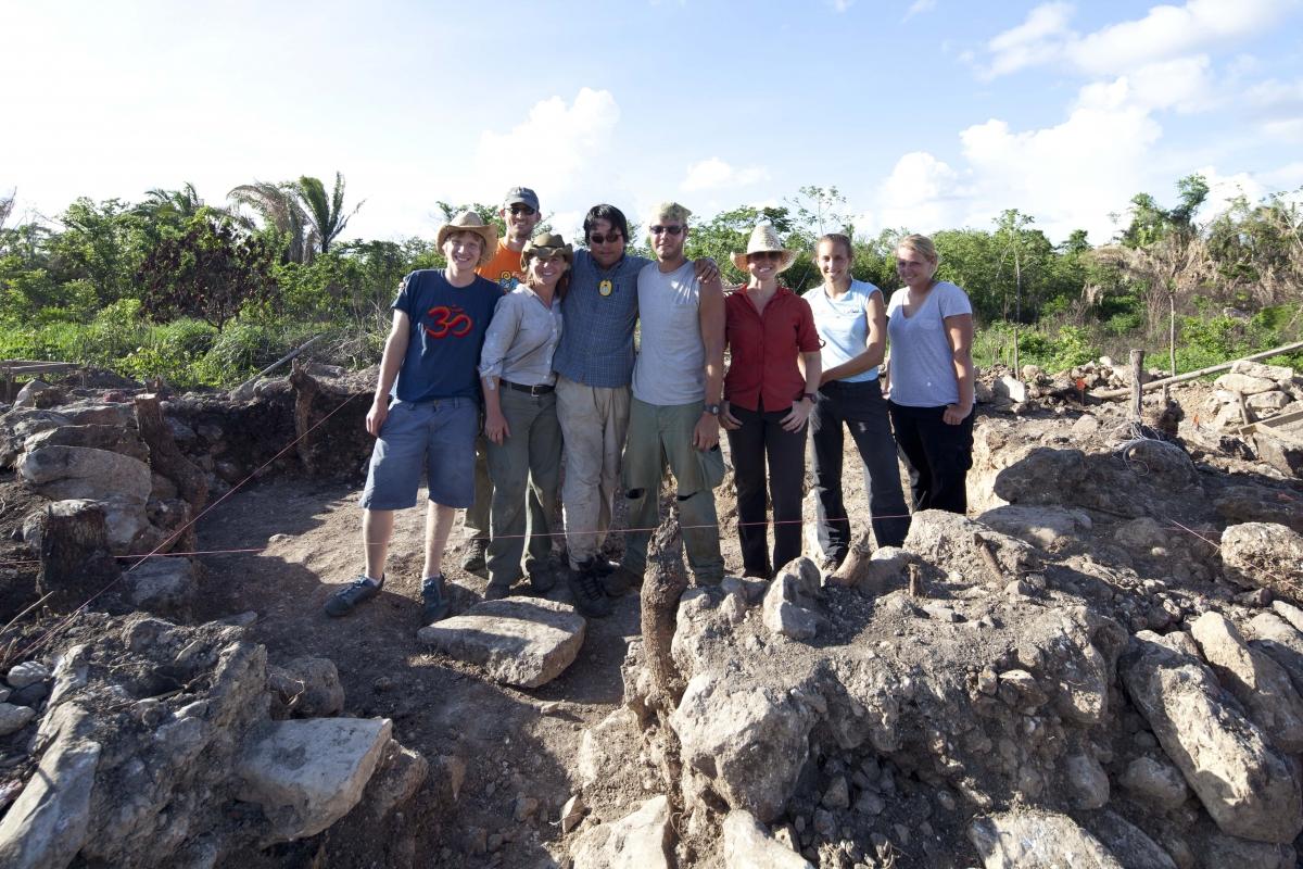 BREA group shot Belize