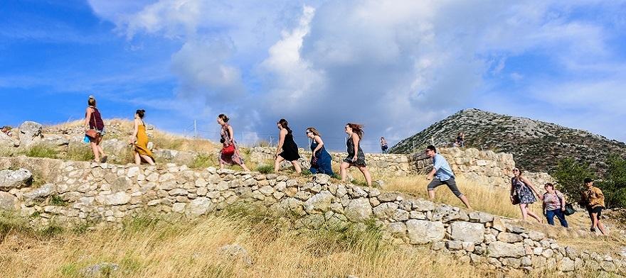 UNH Greece study abroad program