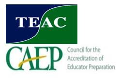 TEAC CAEP logo