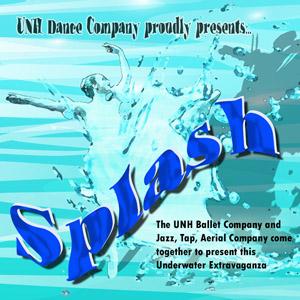 UNH Dance Company Presents SPLASH