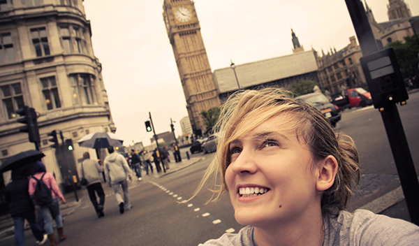 UNH Study Abroad - London Experience