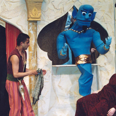 Puppet - Aladin