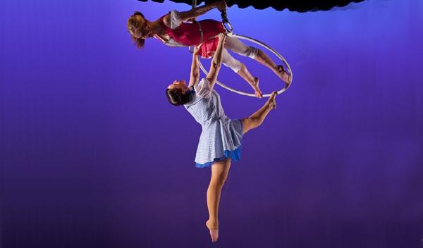 UNH Aerial Dance