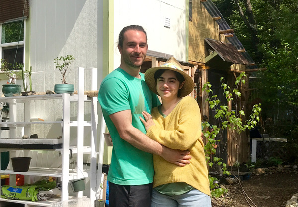 TRRE Graduate and Resident, a husband and wife team relocate to the White Mountains through UNH Teacher Residency program