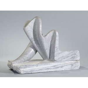 Untitiled marble sculpture