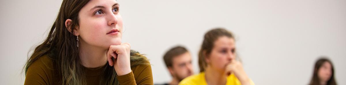 linguistics students