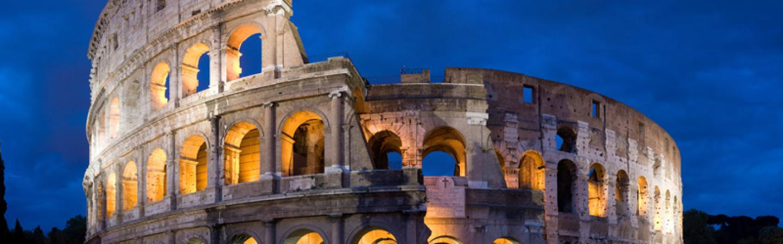 The Colosseum. Photo by DAVID ILIFF License CC-BY-SA 3.0