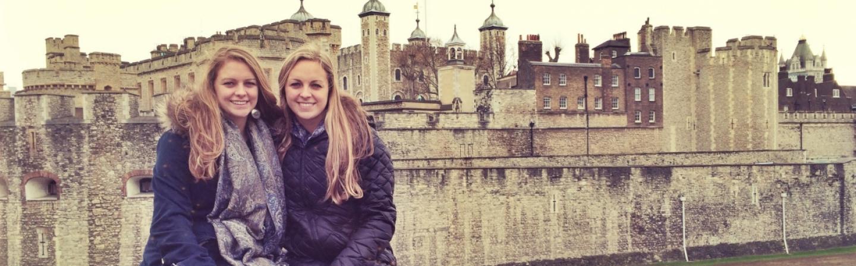 London study abroad students