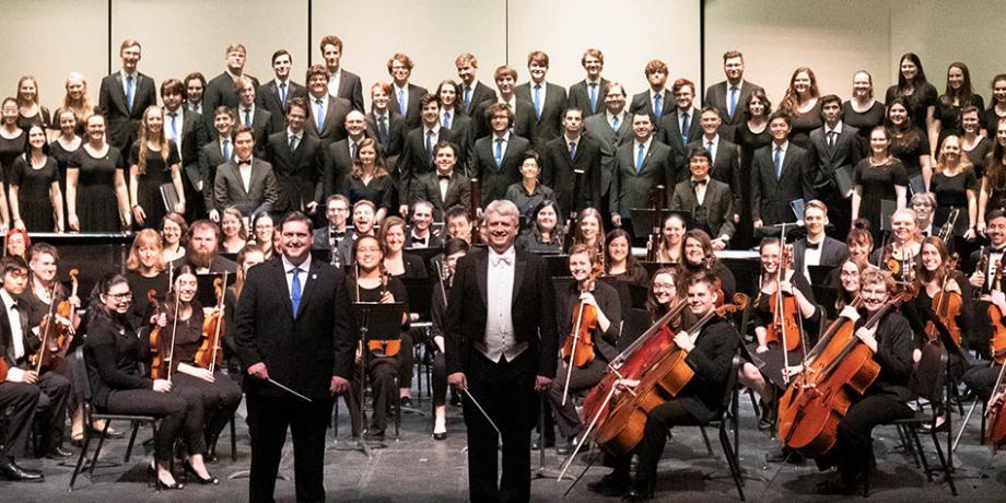 symphony and choir