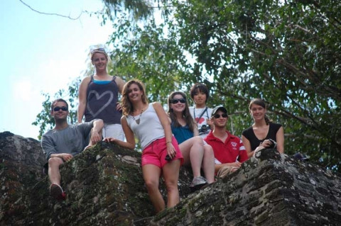 Study Abroad: Belize Field School