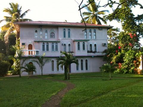Study Abroad: Belize Field School