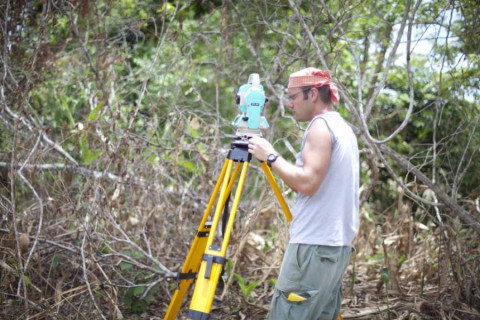 Study Abroad: Belize Survey and Mapping