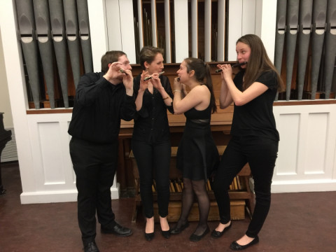 Chamber Ensemble Concert Killer Shrillers