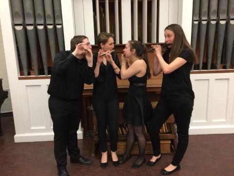 Chamber Ensemble Concert Killer Shrillers