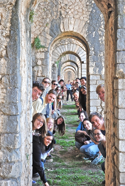 Study Abroad: Rome, Italy