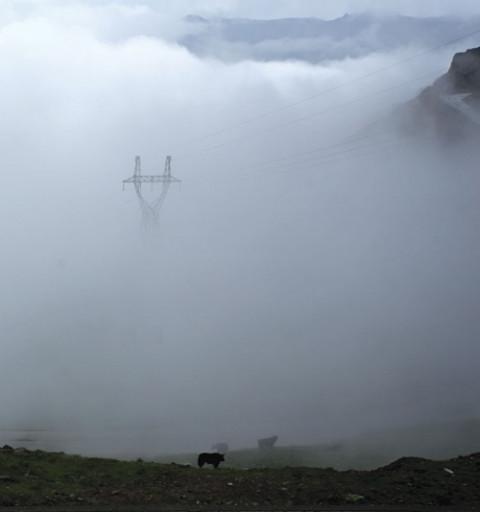 sichuan province balang mountain