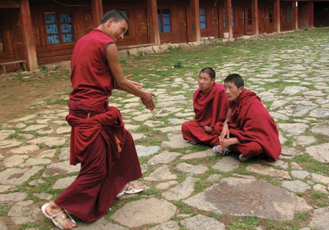sichuan province monastery