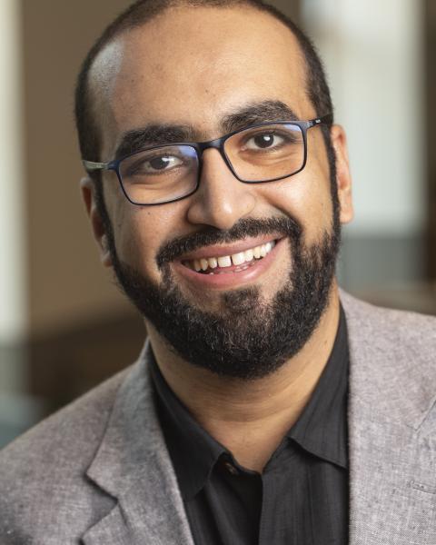 headshot of Islam Karkour