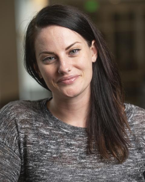 headshot of Amy Michael