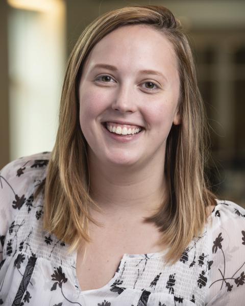 headshot of Kelsey Fleming