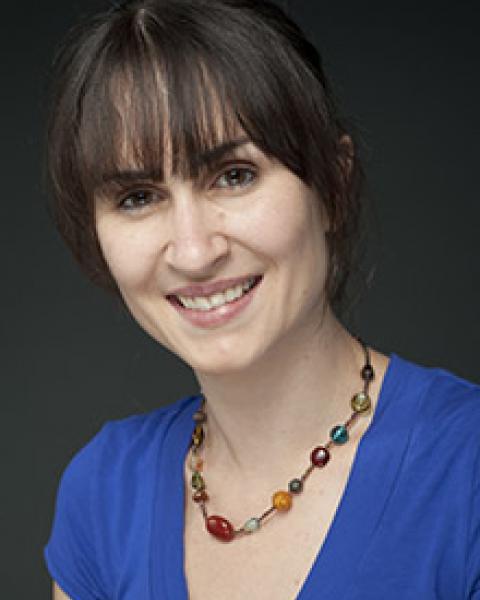 heashot of Maureen Gillespie