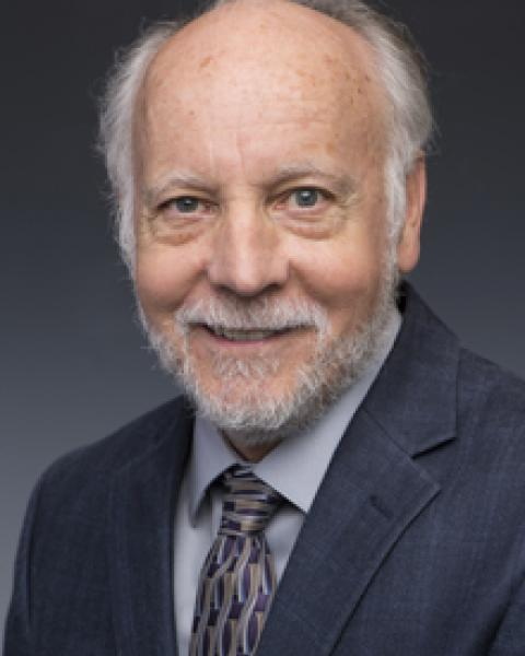 headshot of Larry Hamilton