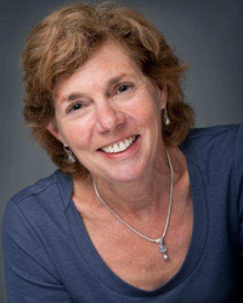 headshot of Sue Hertz