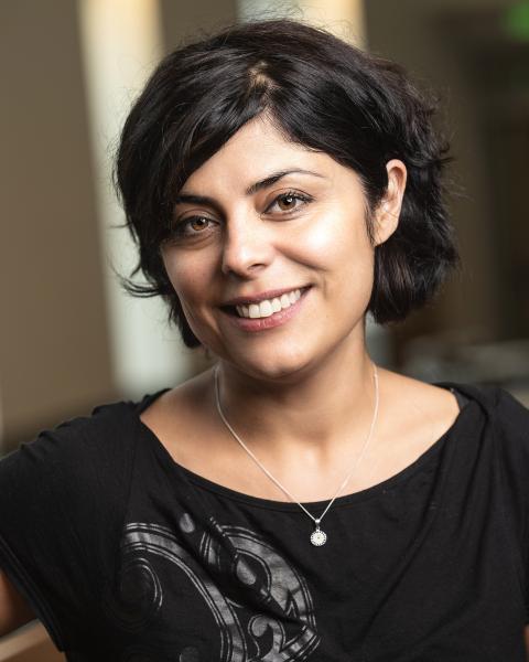 photo of Amena Moinfar