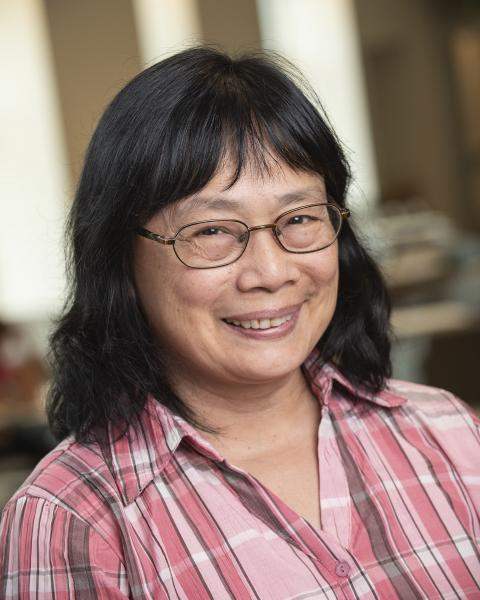 headshot of Eileen Wong