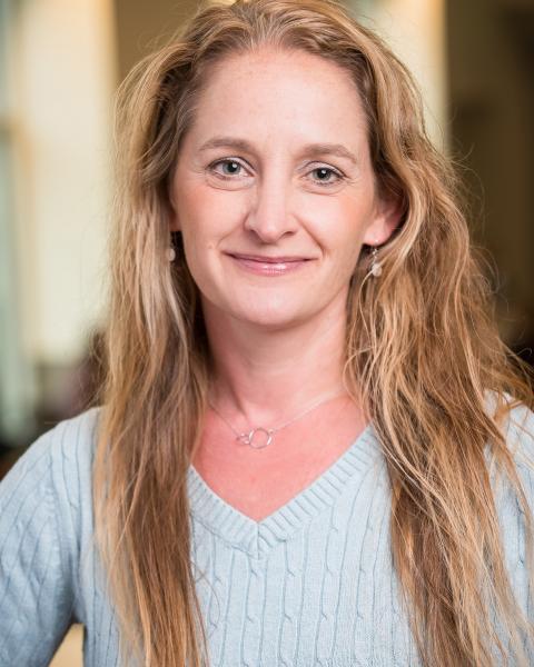 headshot of Kimberly Mitchell