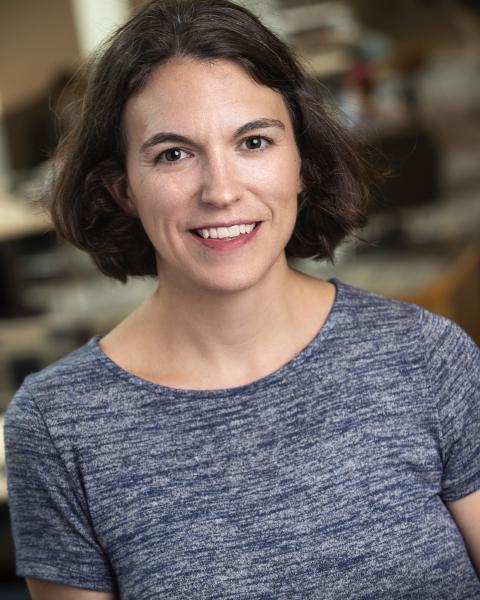 headshot of Molly Petrik