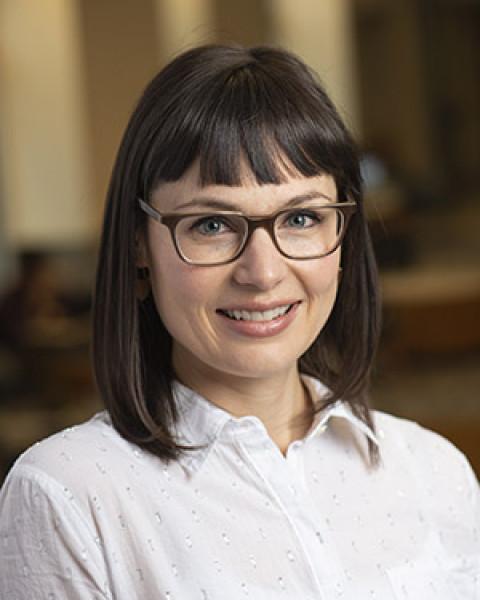 headshot of Marieka Brouwer-Burg