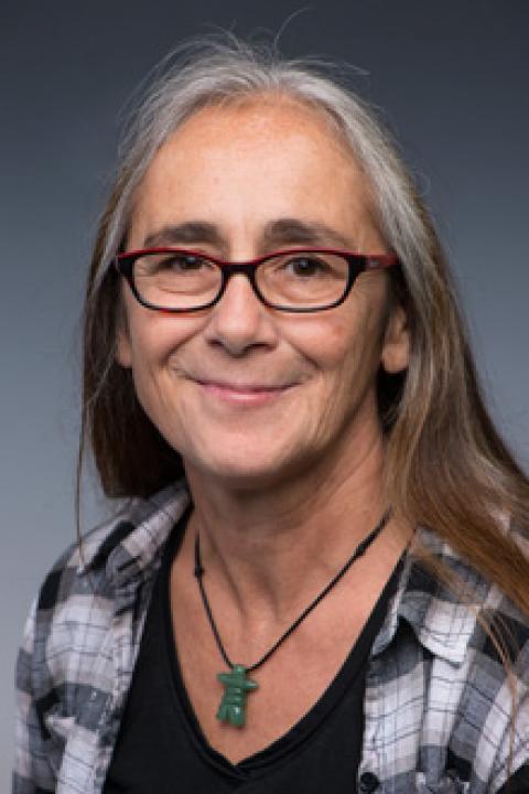 headshot of Maria Basterra
