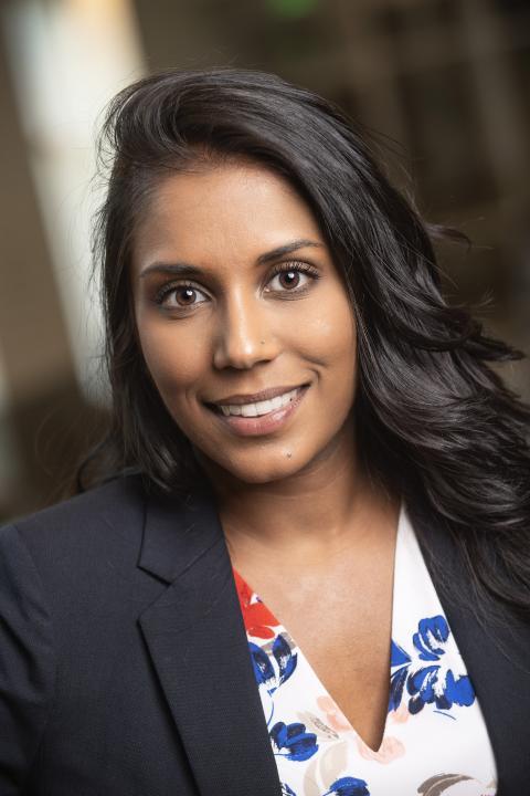 headshot of Divisha Chummun
