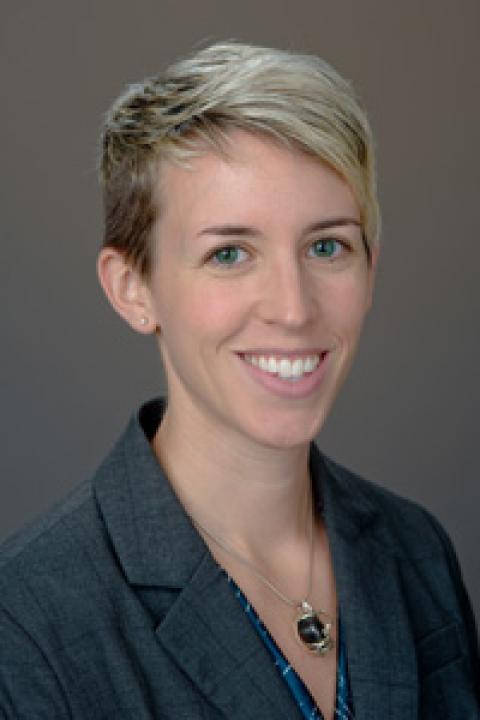 headshot of Kari Dudley