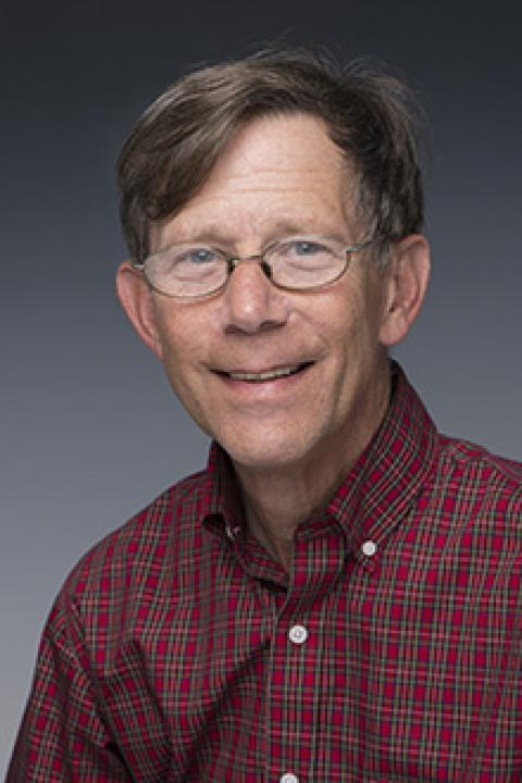 headshot of David Finkelhor