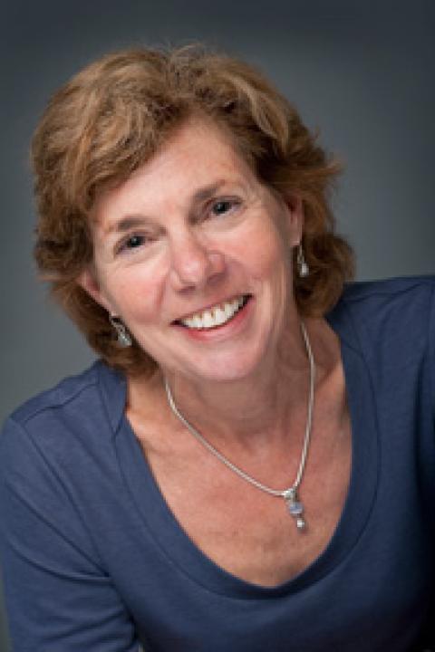 headshot of Sue Hertz