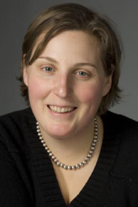 headshot of Meghan Howey