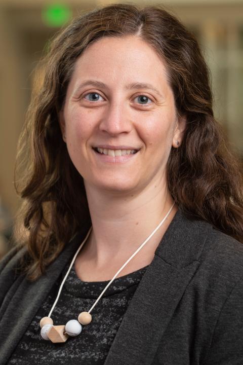 headshot of Nina Morrison