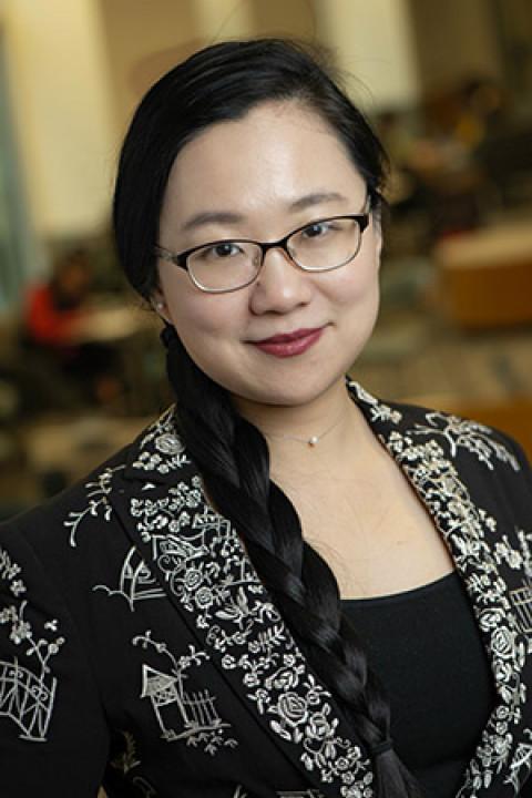 photo of Lin Zhang