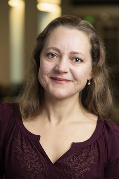photo of Elsa Upham
