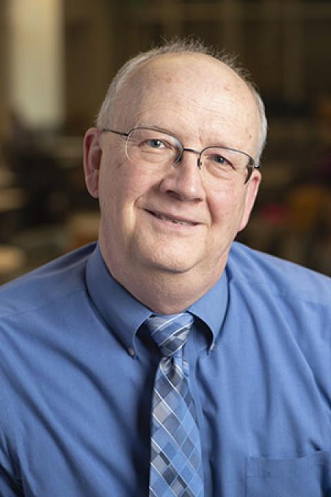 photo of Ken Johnson