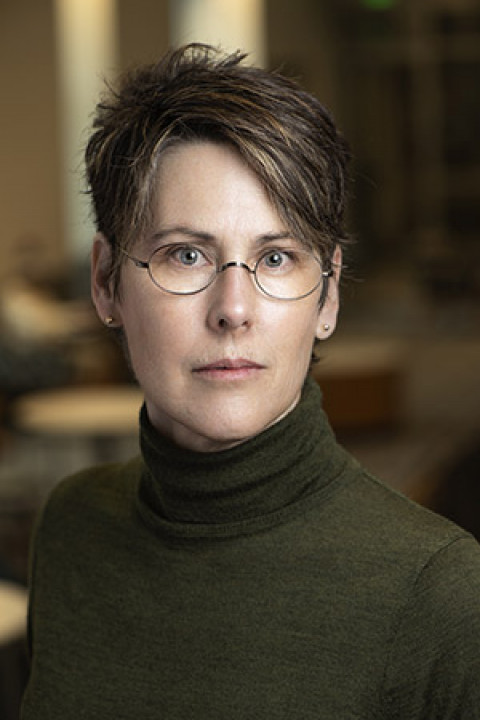 photo of Cynthia Van Zandt