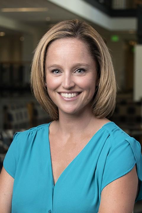 headshot of Mary Marino