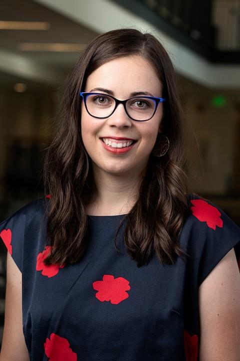 photo of Lydia Reinig