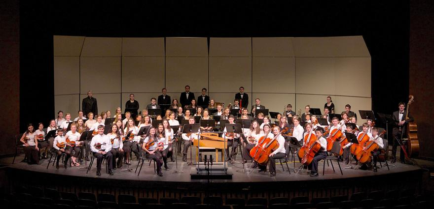 UNH Youth Symphony Orchestra