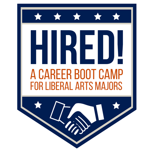 COLA 400: Hired! logo