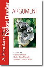 Kathy Houff co-author of Argument book cover